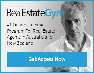 Real Estate Gym by Tom Panos